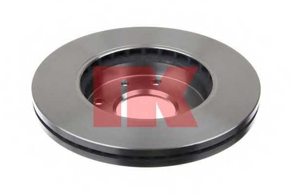 Тормозной диск NK 203410 - изображение