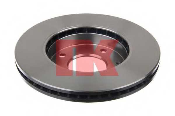 Тормозной диск NK 203411 - изображение 1