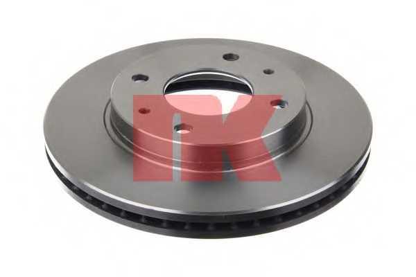 Тормозной диск NK 203411 - изображение