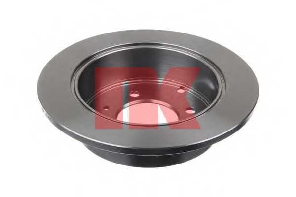 Тормозной диск NK 203412 - изображение 1