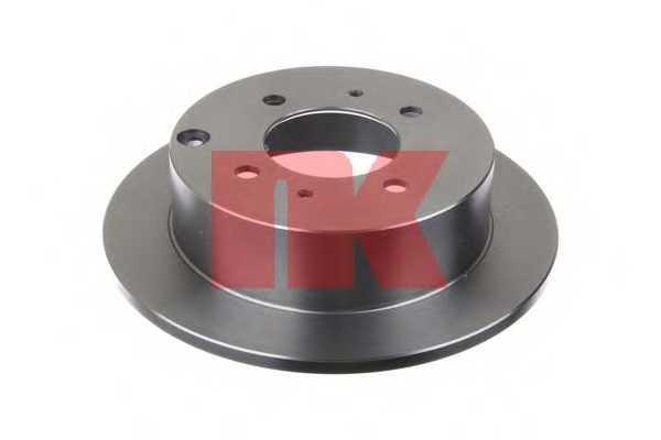 Тормозной диск NK 203412 - изображение