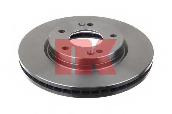 Тормозной диск NK 203413 - изображение 1