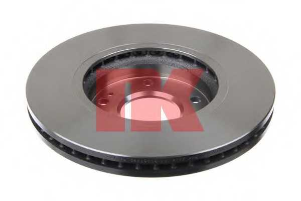 Тормозной диск NK 203413 - изображение