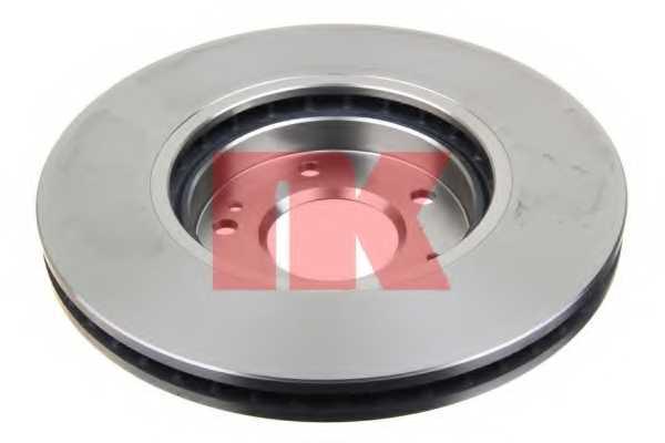 Тормозной диск NK 203415 - изображение 1