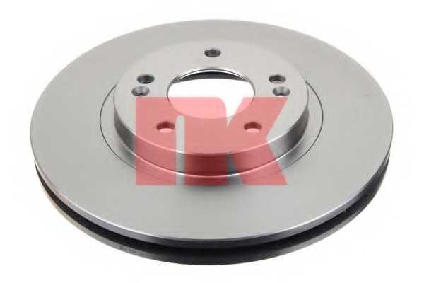 Тормозной диск NK 203415 - изображение