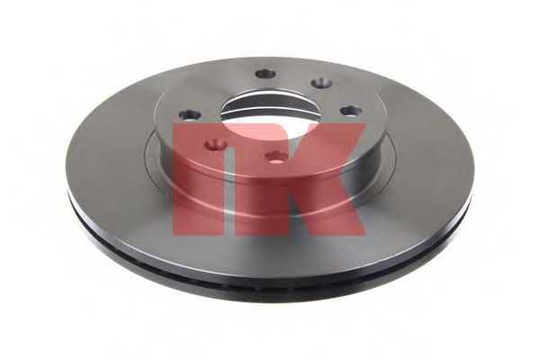 Тормозной диск NK 203418 - изображение 1