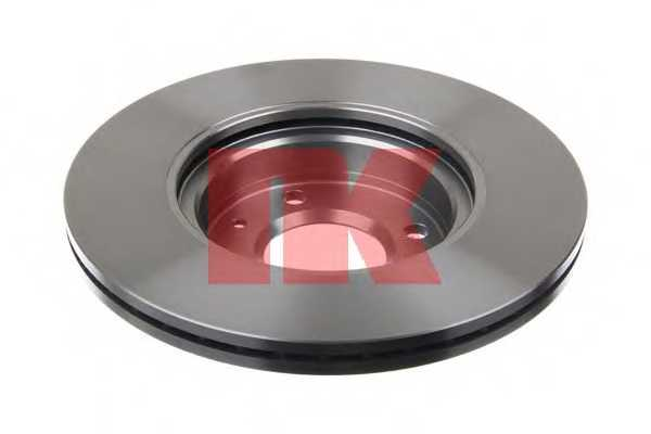 Тормозной диск NK 203418 - изображение