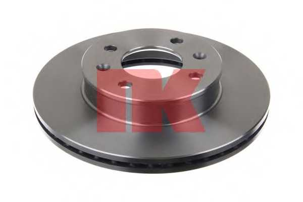 Тормозной диск NK 203419 - изображение 1