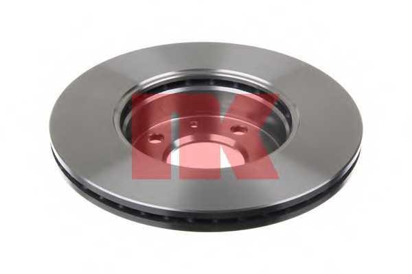 Тормозной диск NK 203419 - изображение