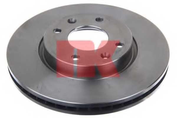 Тормозной диск NK 203420 - изображение
