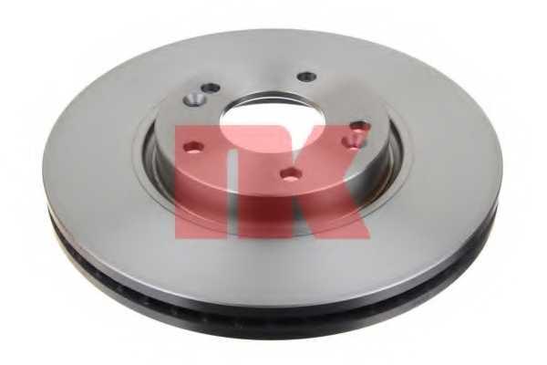 Тормозной диск NK 203422 - изображение 1