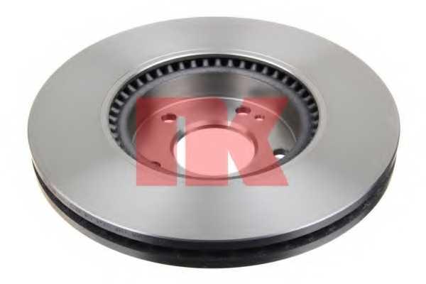 Тормозной диск NK 203422 - изображение