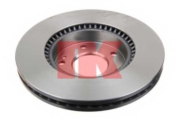 Тормозной диск NK 203423 - изображение 1