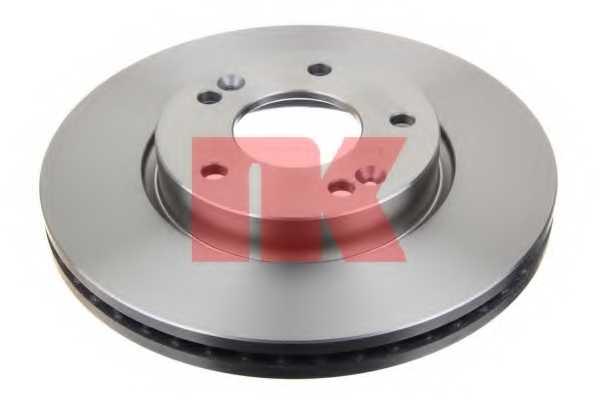 Тормозной диск NK 203423 - изображение