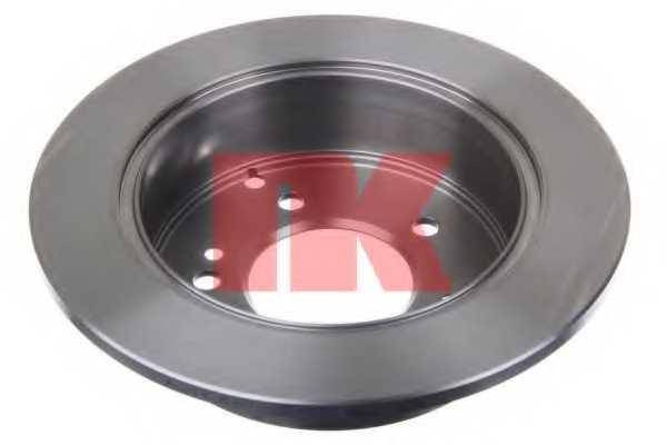 Тормозной диск NK 203424 - изображение 1