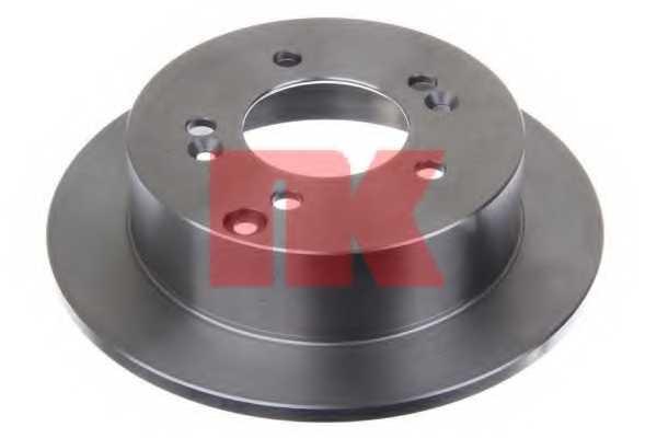 Тормозной диск NK 203424 - изображение