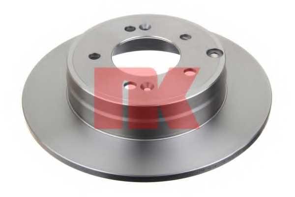 Тормозной диск NK 203425 - изображение 1