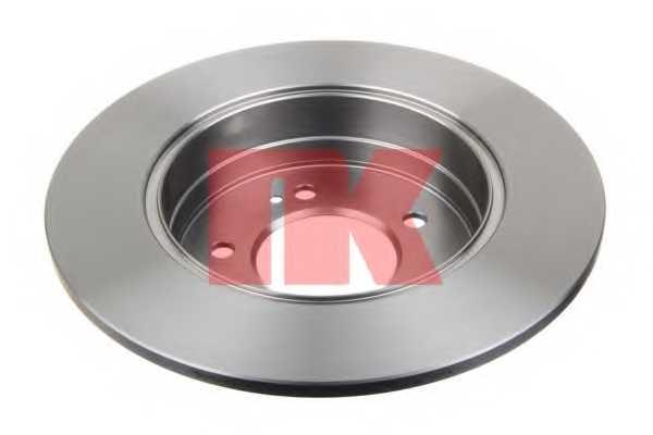Тормозной диск NK 203425 - изображение