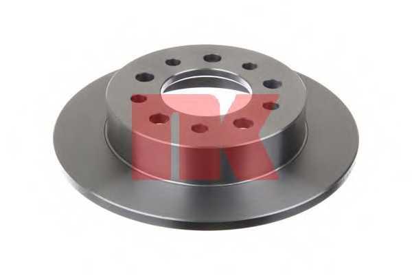 Тормозной диск NK 203426 - изображение 1