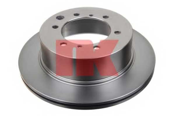 Тормозной диск NK 203427 - изображение 1