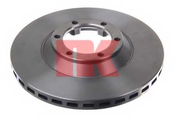 Тормозной диск NK 203429 - изображение 1