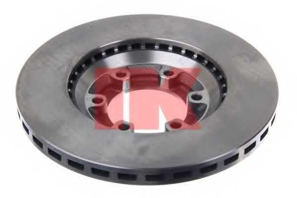 Тормозной диск NK 203429 - изображение