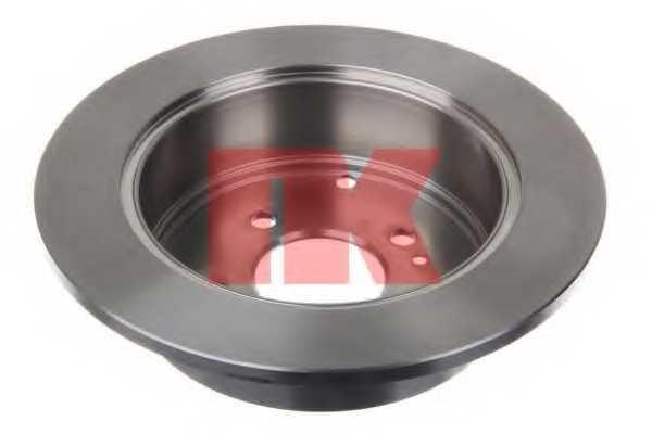 Тормозной диск NK 203430 - изображение 1
