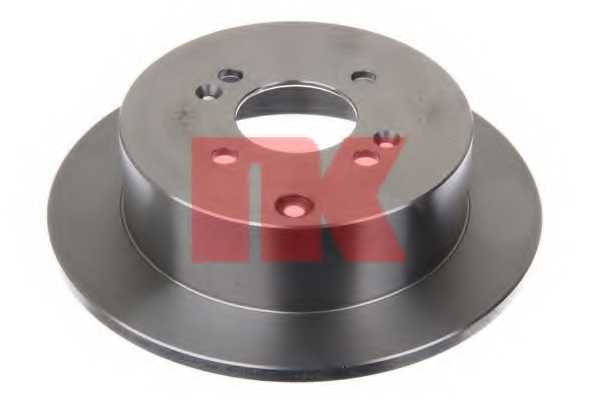 Тормозной диск NK 203430 - изображение