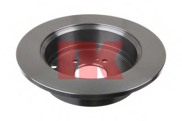 Тормозной диск NK 203432 - изображение 1