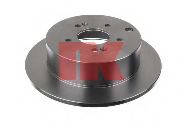Тормозной диск NK 203432 - изображение