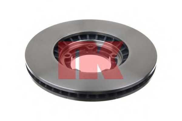 Тормозной диск NK 203435 - изображение 1