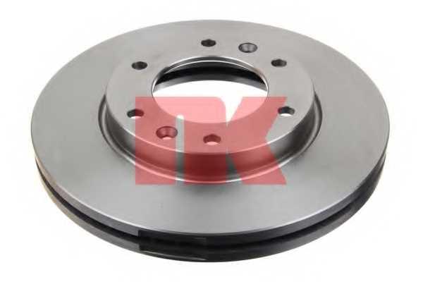Тормозной диск NK 203436 - изображение 1