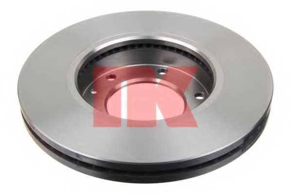 Тормозной диск NK 203436 - изображение