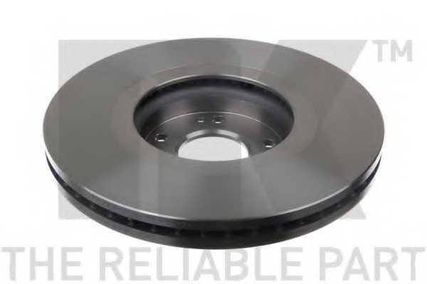 Тормозной диск NK 203440 - изображение 1