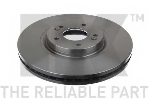 Тормозной диск NK 203440 - изображение