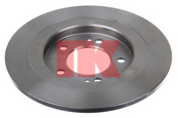 Тормозной диск NK 203442 - изображение 1