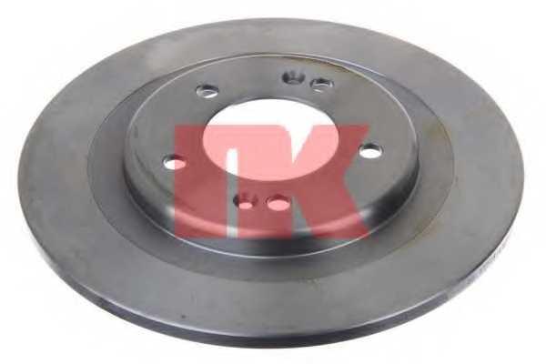 Тормозной диск NK 203442 - изображение