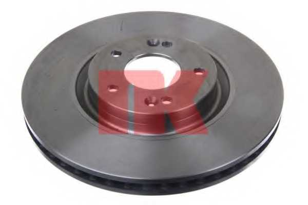 Тормозной диск NK 203443 - изображение
