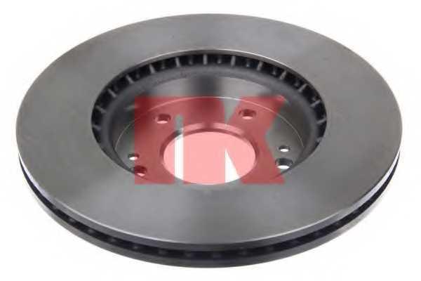 Тормозной диск NK 203445 - изображение 1