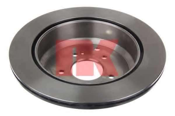 Тормозной диск NK 203448 - изображение