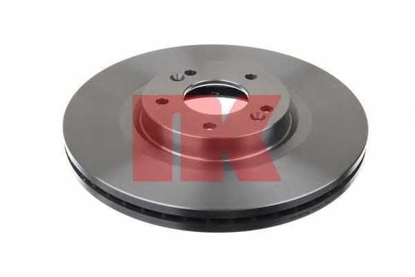 Тормозной диск NK 203450 - изображение 1