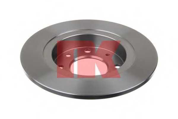 Тормозной диск NK 203503 - изображение 1