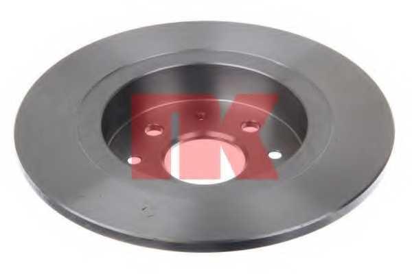 Тормозной диск NK 203508 - изображение 1