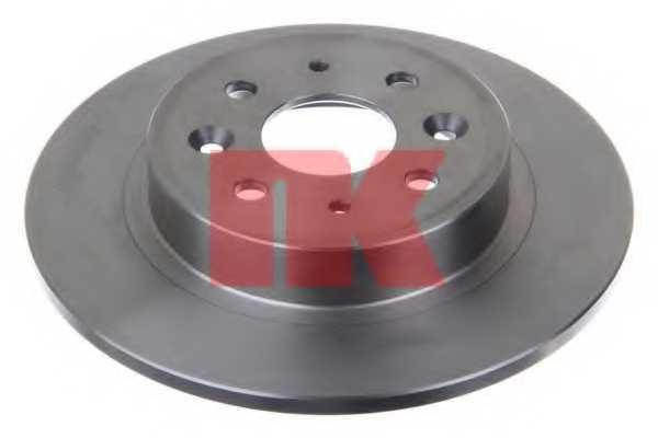 Тормозной диск NK 203508 - изображение