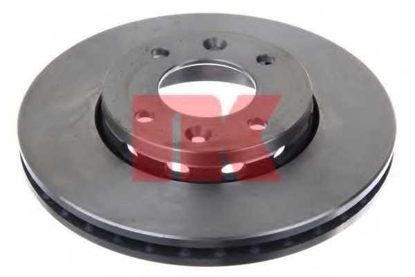 Тормозной диск NK 203511 - изображение