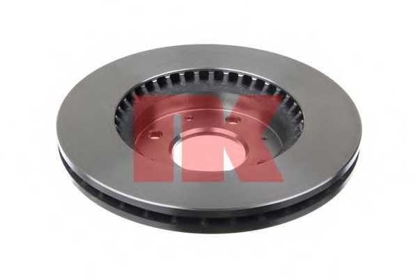 Тормозной диск NK 203512 - изображение 1