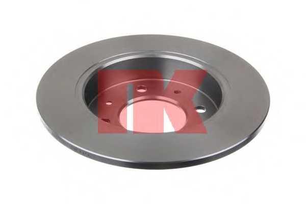 Тормозной диск NK 203513 - изображение 1