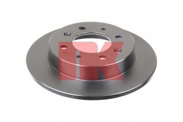 Тормозной диск NK 203513 - изображение