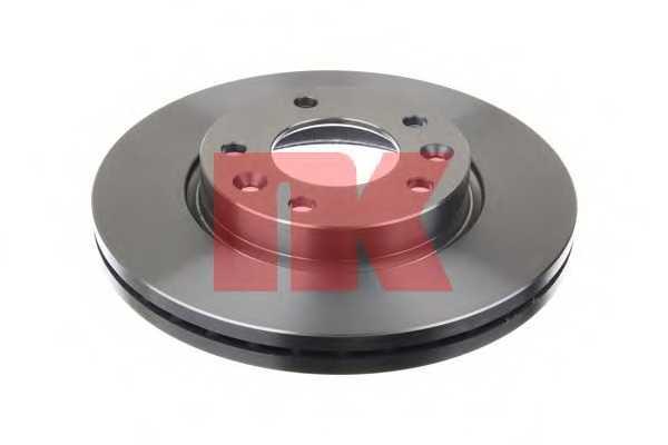 Тормозной диск NK 203514 - изображение 1