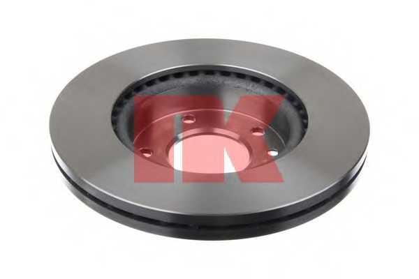 Тормозной диск NK 203514 - изображение